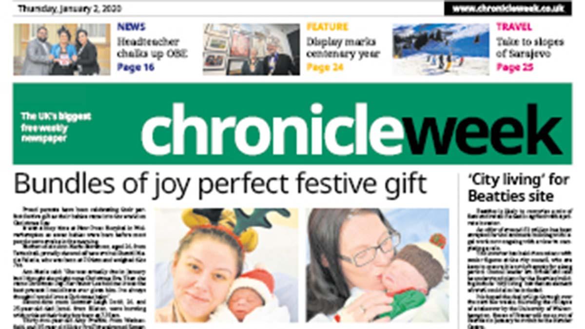 Chronicle Week newspaper