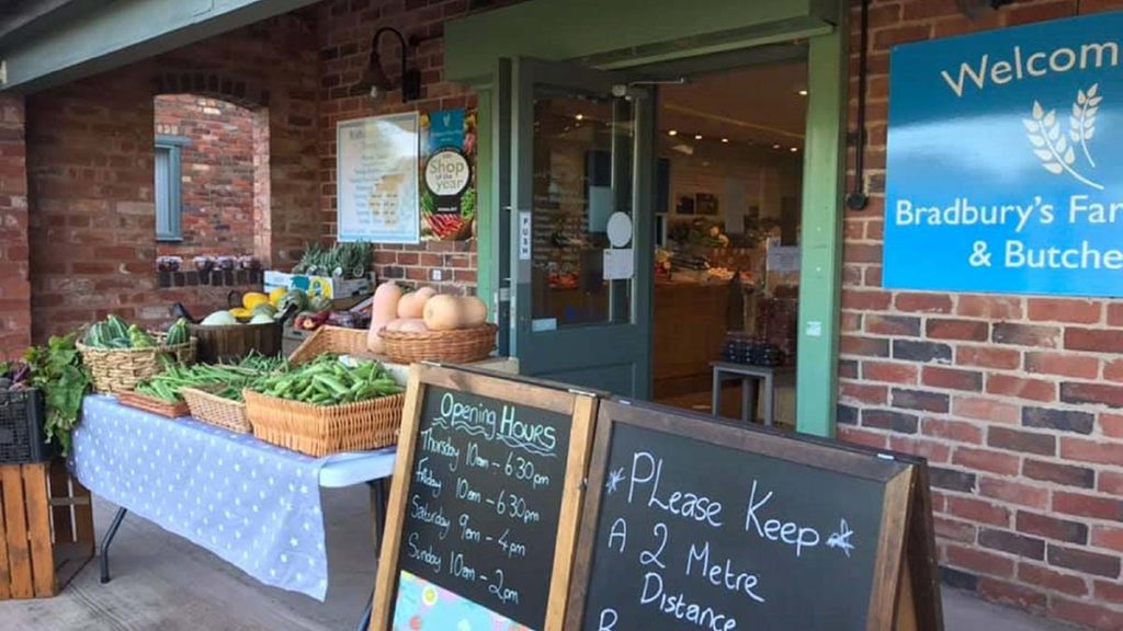 Bradbury's Farm Shop and Butchery