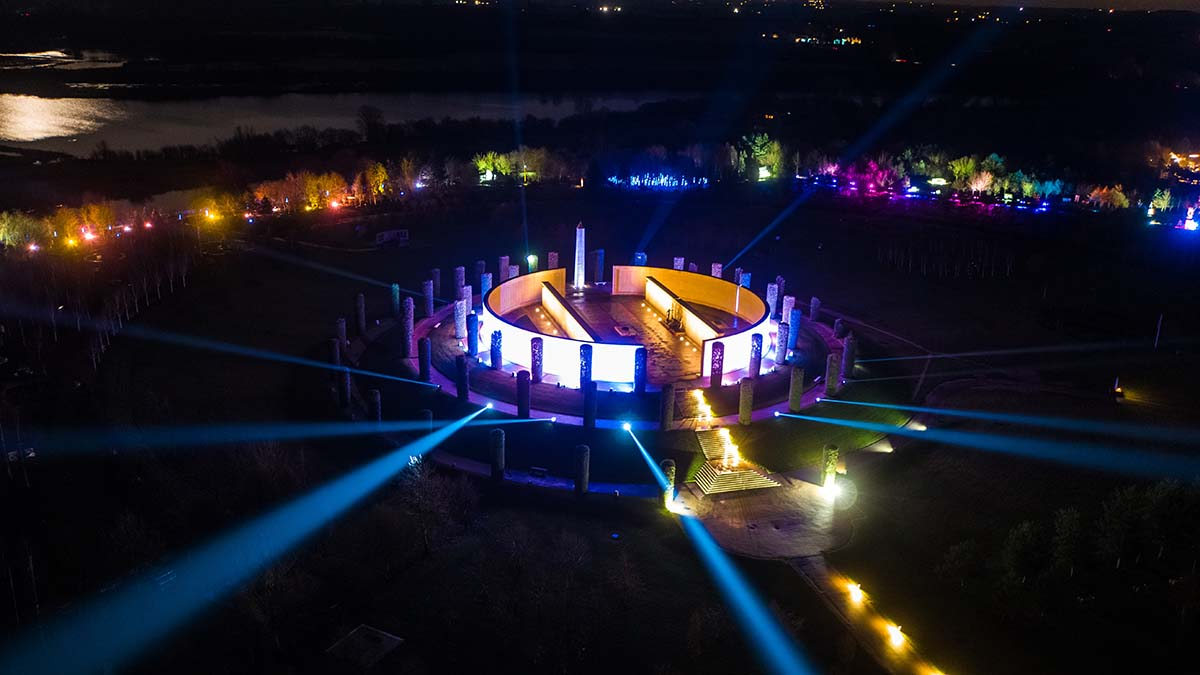 Illuminated Arboretum