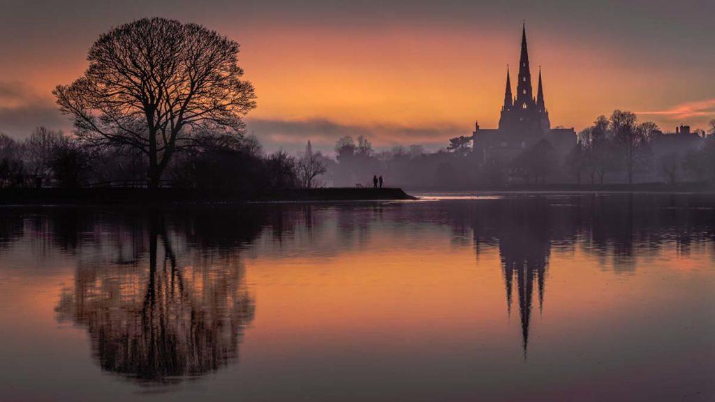 Lovely Lichfield by Brian Edmonds
