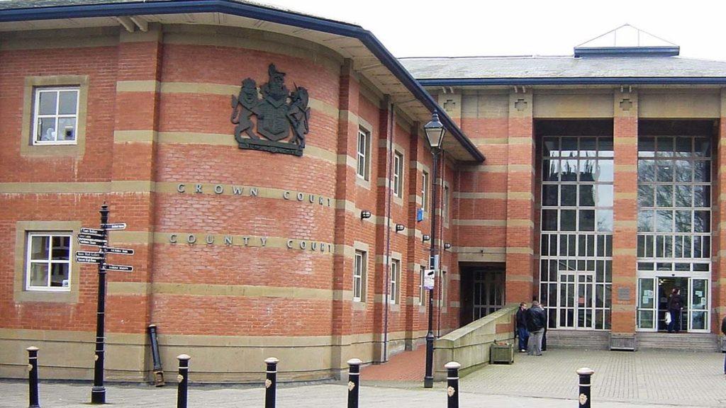 Stafford Crown Court. Picture: Bencherlite