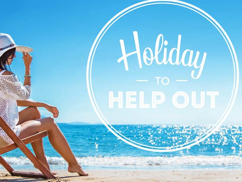 Holiday to Help Out graphic