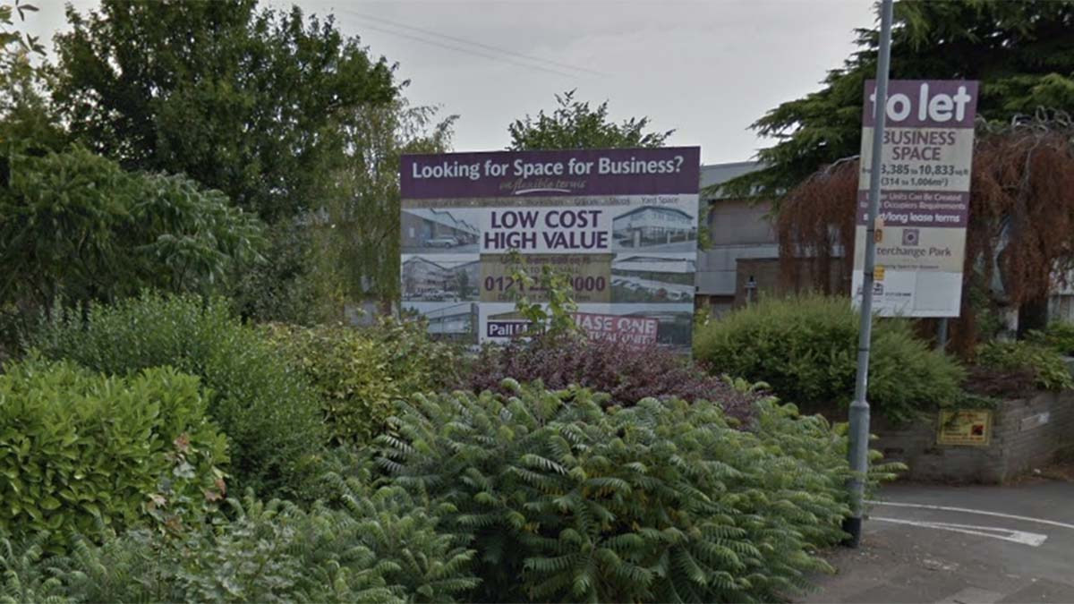 The former GKN site at Trent Valley. Picture: Google Streetview