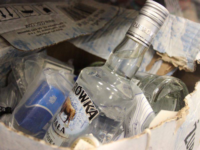 Counterfeit goods seized by trading standards in Staffordshire