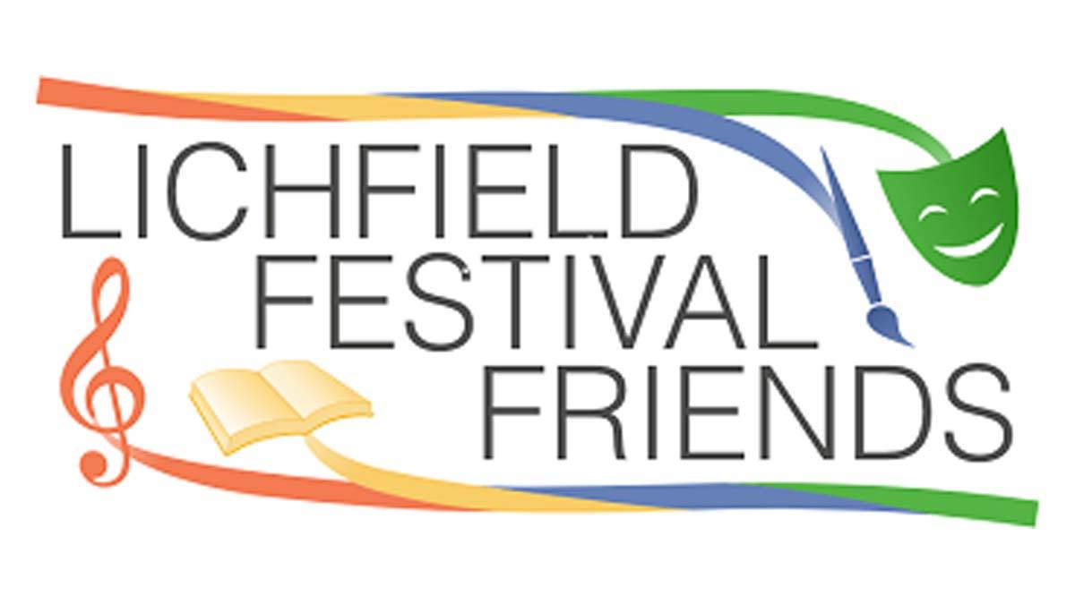 Lichfield Festival Friends logo