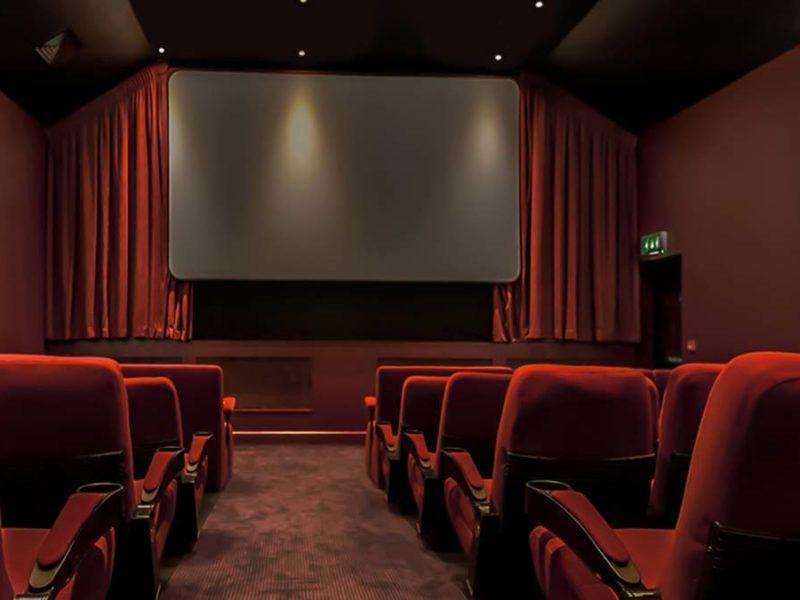 The Red Carpet Cinema