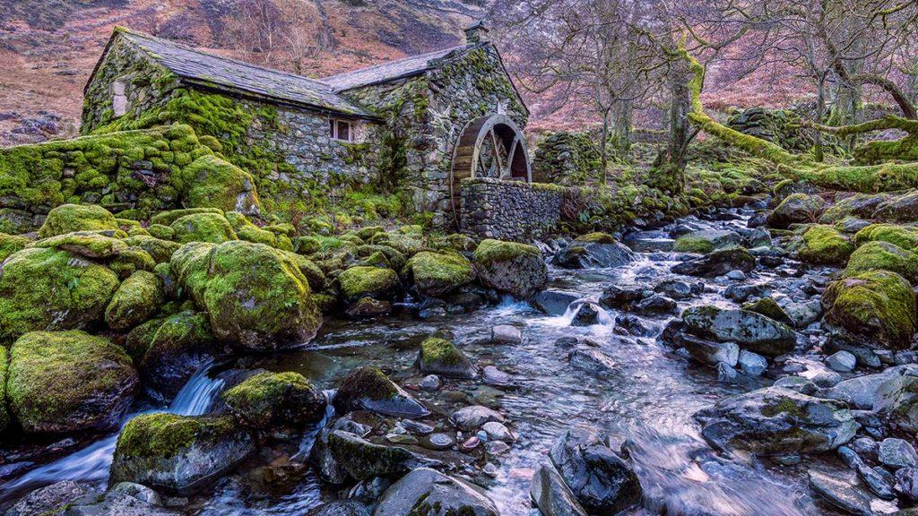 Mill at Borrowdale - Joe Anderson