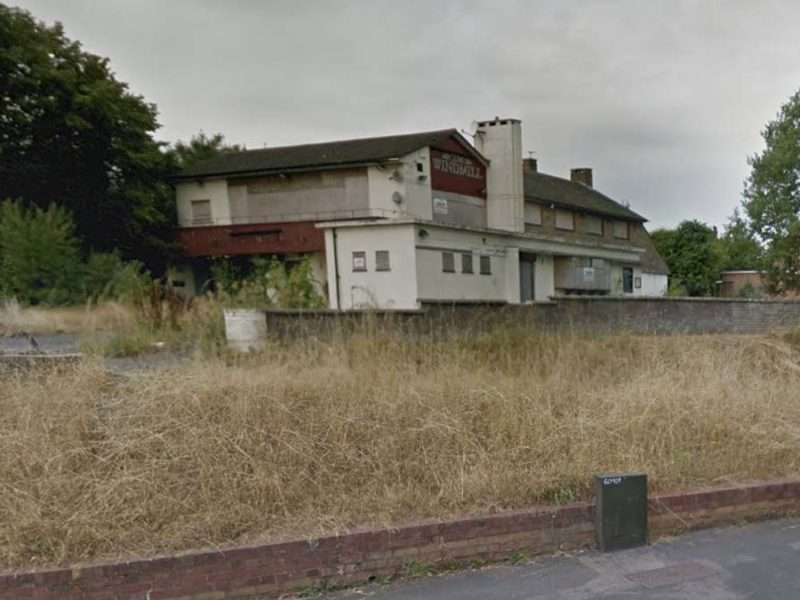 The Windmill pub site. Picture: Google Streetview