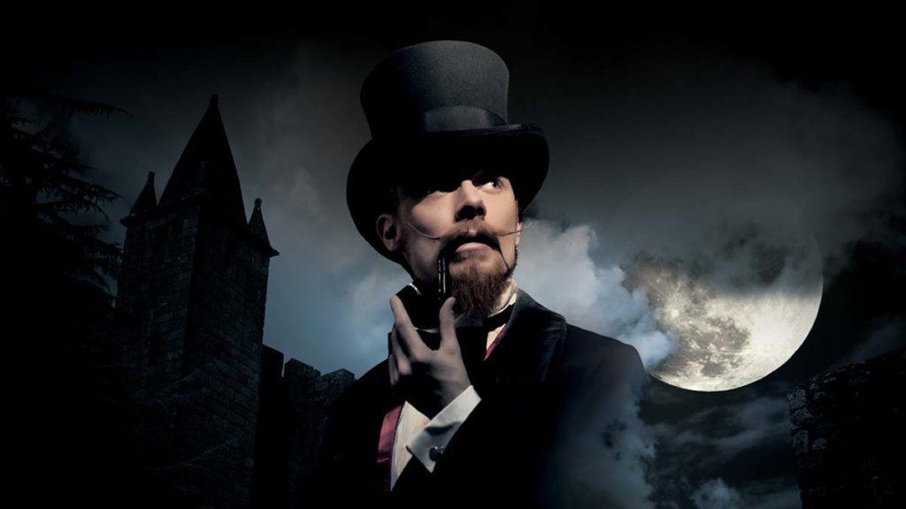 Sherlock Holmes in The Grand Debut