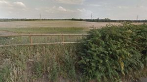 The land at Cricket Lane. Picture: Google Streetview