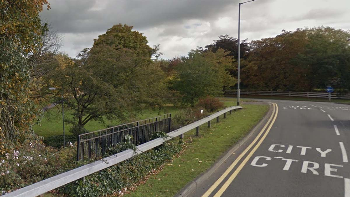 The junction at the A51 and The Friary. Picture: Google Streetview