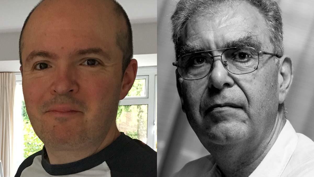 Miles Trent and Hugh Ashton