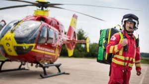 People asked to play Lifesaving Lottery to support the Midlands Air Ambulance