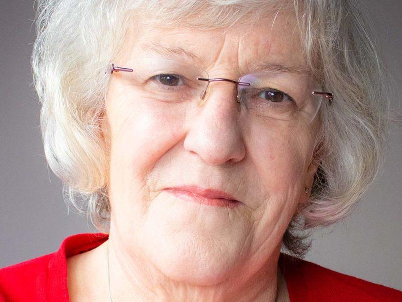 Cllr Sue Woodward