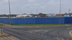 "Councillor ""wouldn't be surprised"" if plan for housing on Burntwood blue hoardings site is axed"