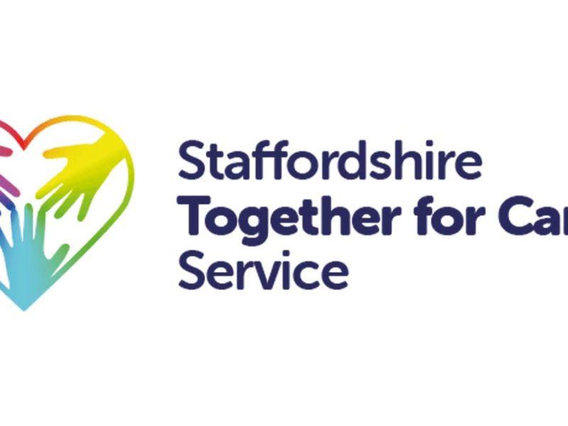 Staffordshire Together for Carers Service logo