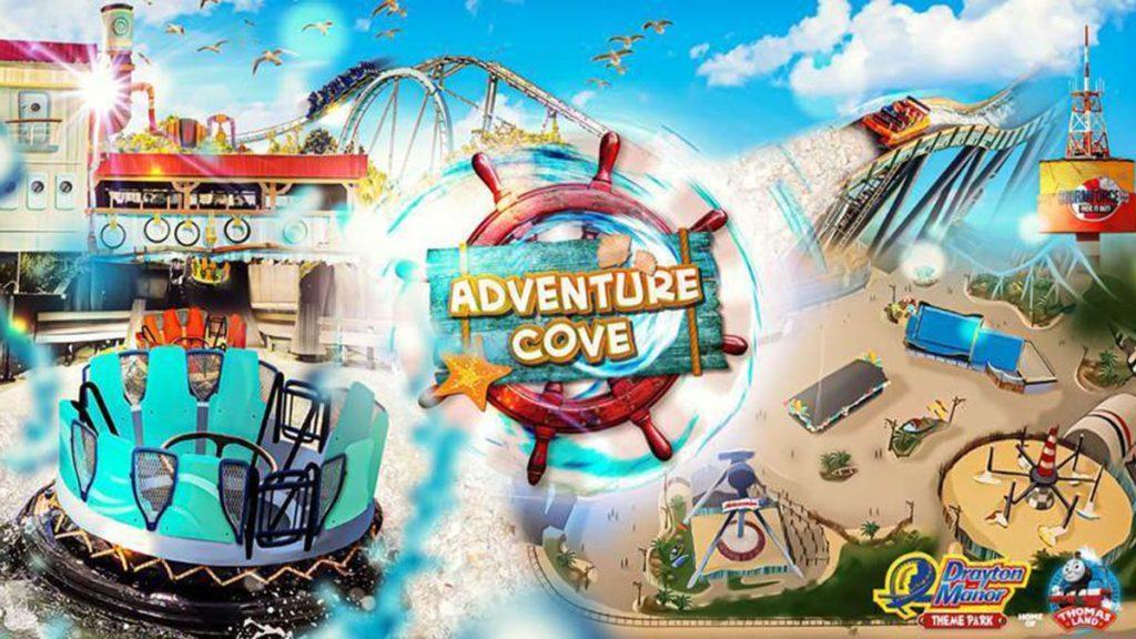 Adventure Cove artwork