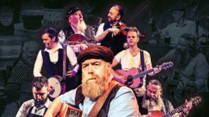 Story of The Dubliners told in show at the Lichfield Garrick
