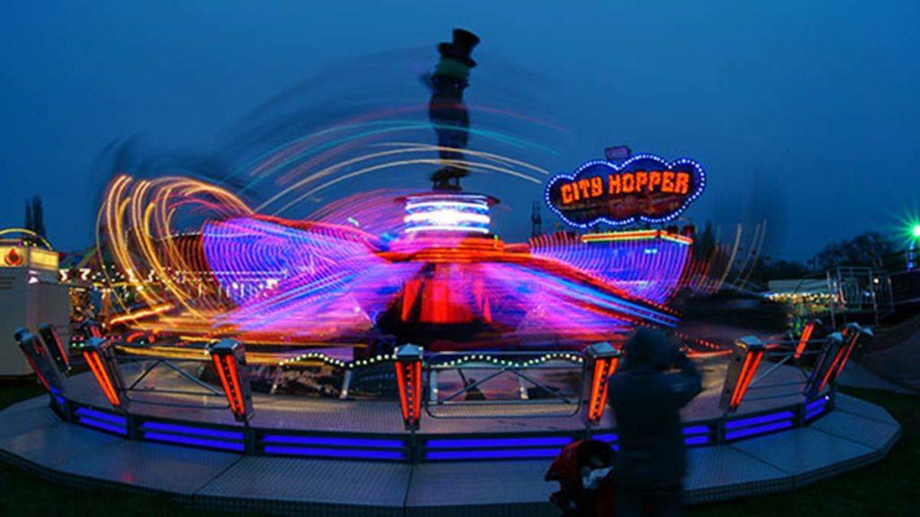 The City Hopper ride