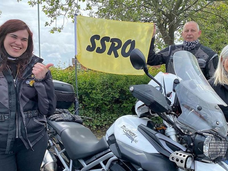 The Stephen Sutton Ride-Out