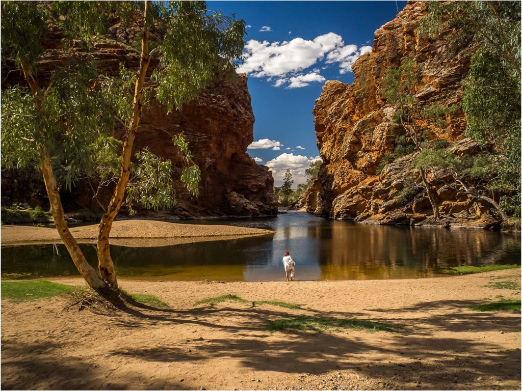 Outback Waterway