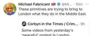 Michael Fabricant's tweet