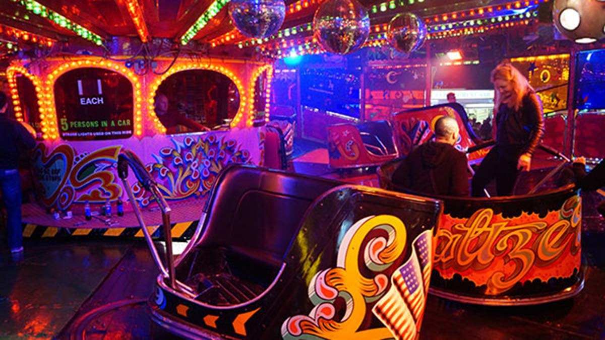 The Waltzers