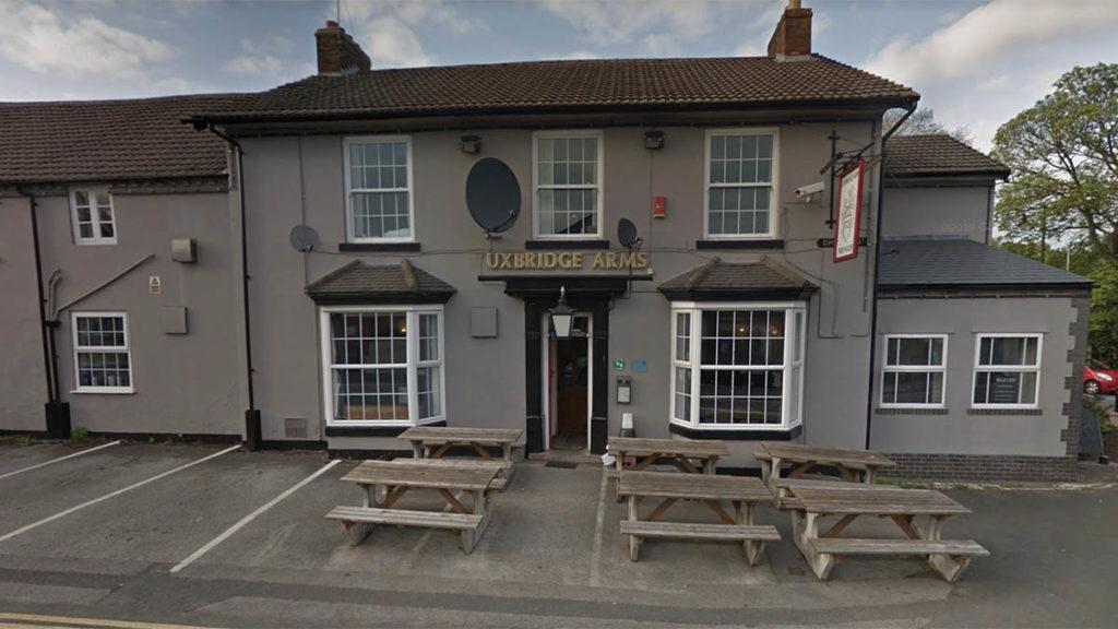 The Uxbridge Arms. Picture: Google Streetview