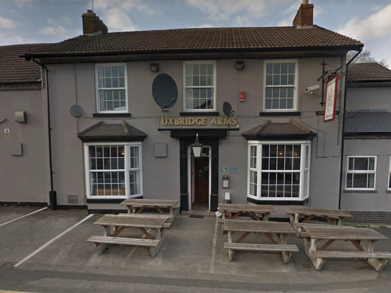 The Uxbridge Arms. Picture: Google Streetview