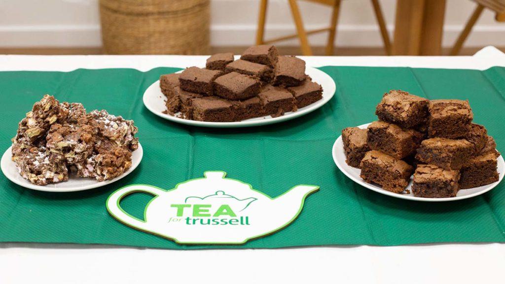 Tea for Trussel