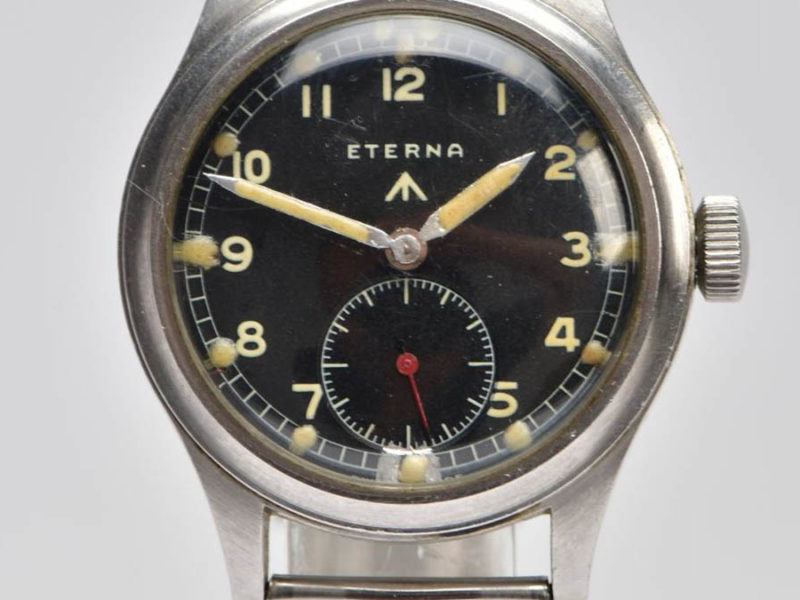 The Eterna watch