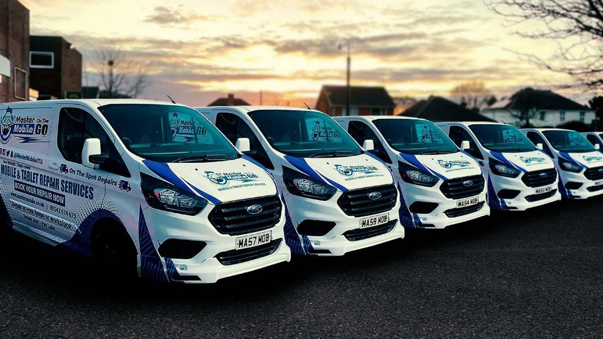 Master Mobile vans