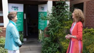 Princess Royal pays visit to domestic abuse service supporting people in Lichfield and Burntwood