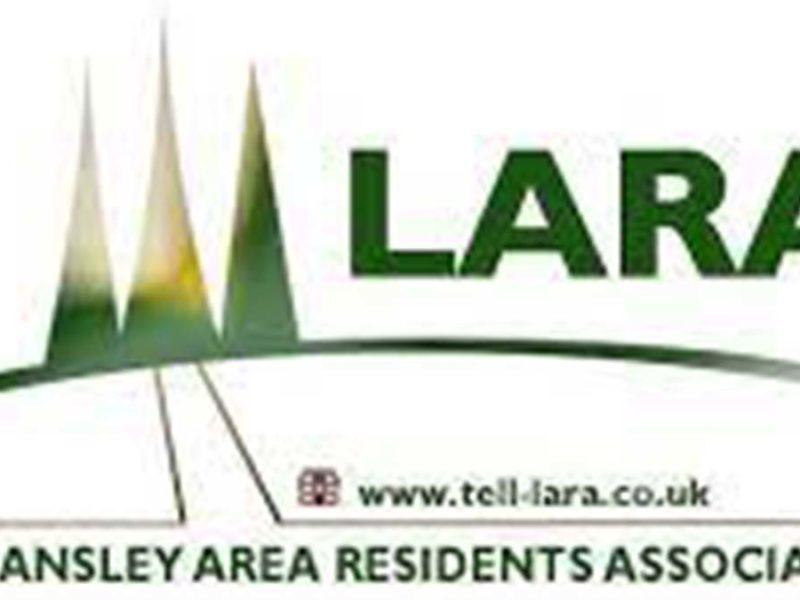 Leomansley Area Residents Association logo