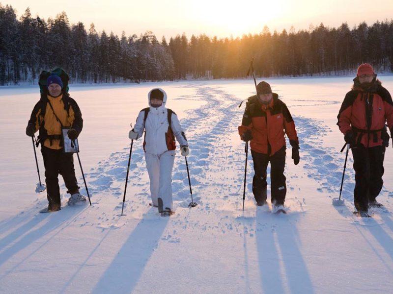 The St Giles Hospice Arctic Adventure