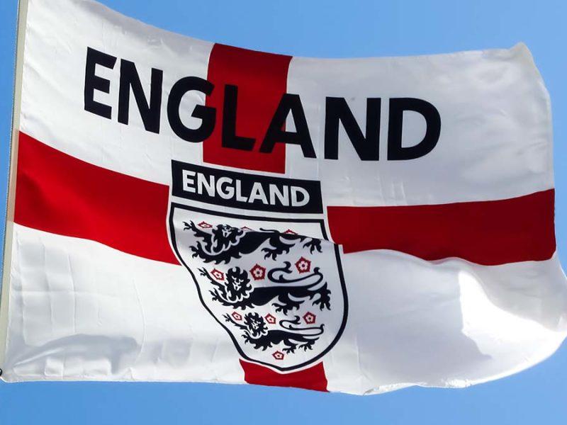 England football flag