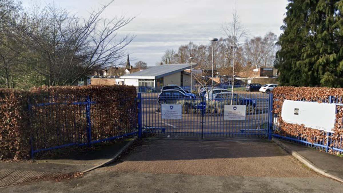 St Michael's Primary School. Picture: Google Streetview