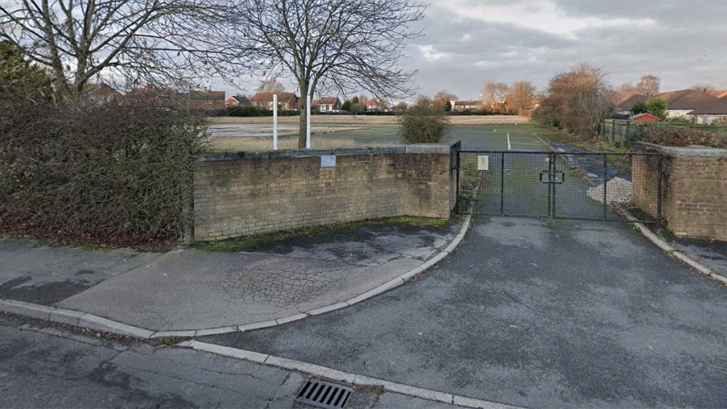 The site at Sycamore Road. Picture: Google Streetview