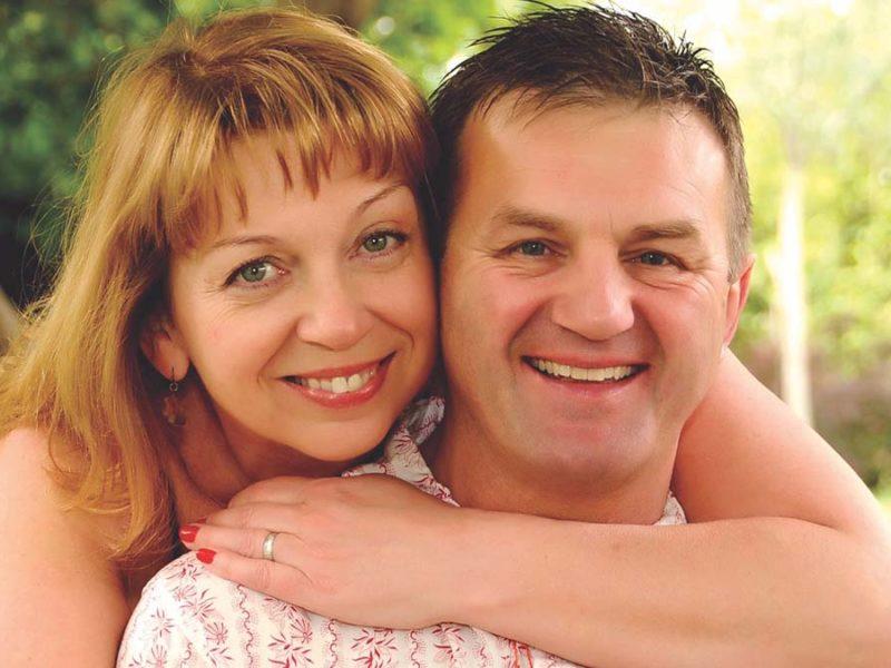Andy and Belinda Barker