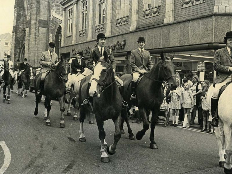 The 1972 Sheriff's Ride