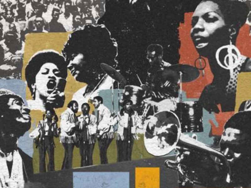 Summer of Soul (Or When The Revolution Could Not Be Televised)