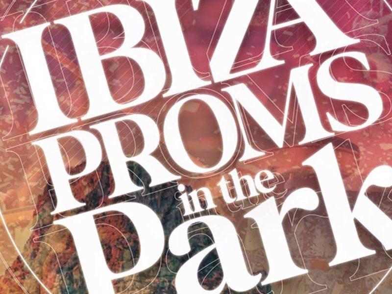 Ibiza Proms in the Park logo