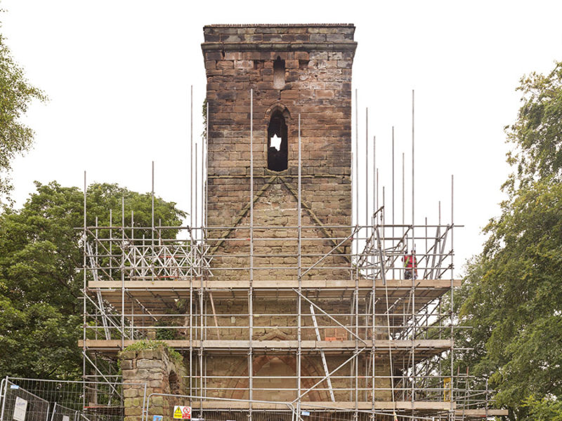 The tower in Shenstone