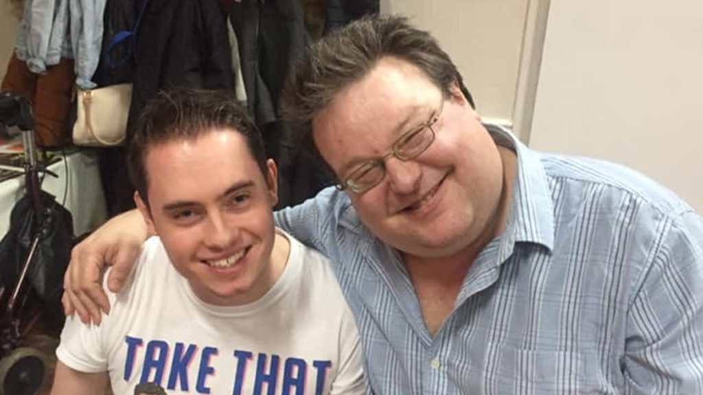 James Channon and Simon Cox