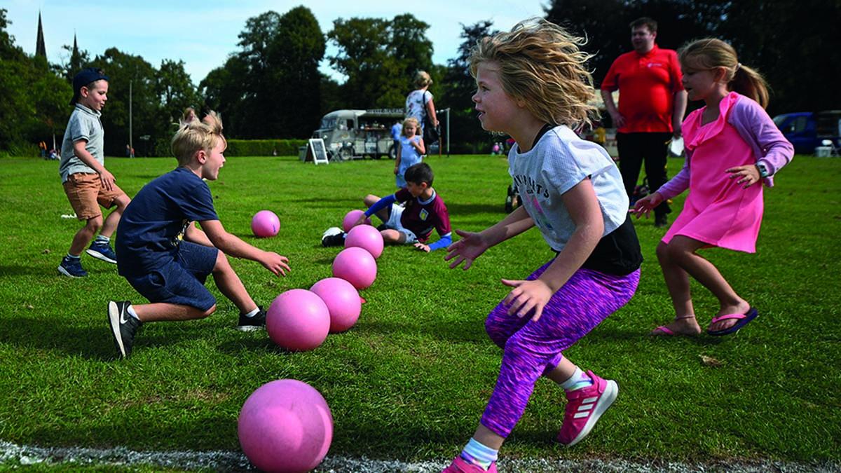 The Lichfield Community Games