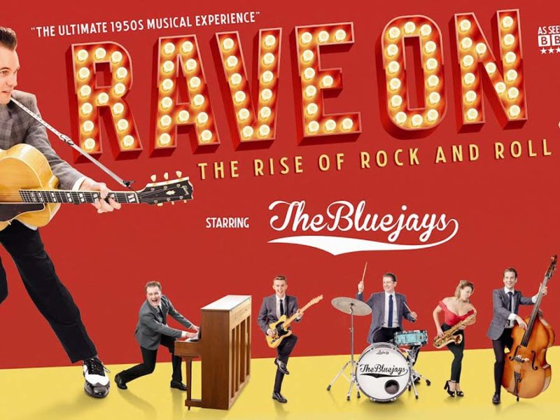 Rave On - The Rise of Rock and Roll
