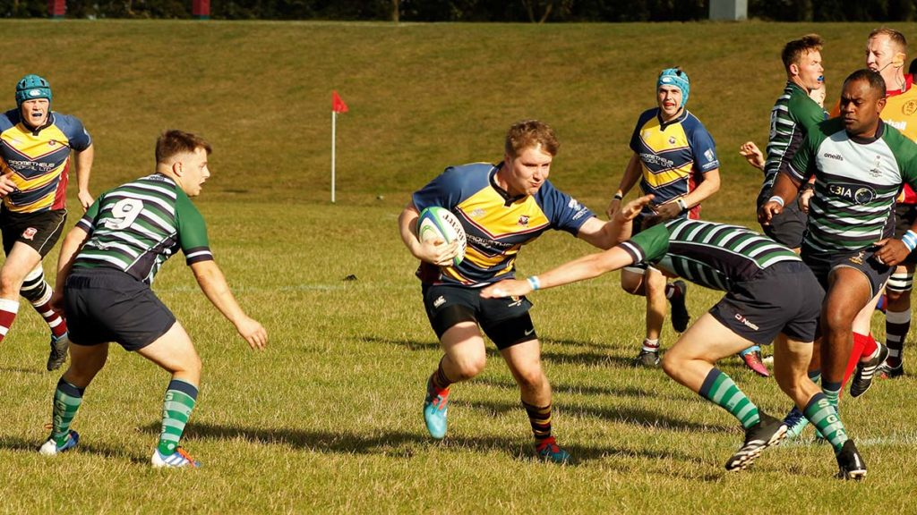 Action from Army Medical Services versus Royal Signals